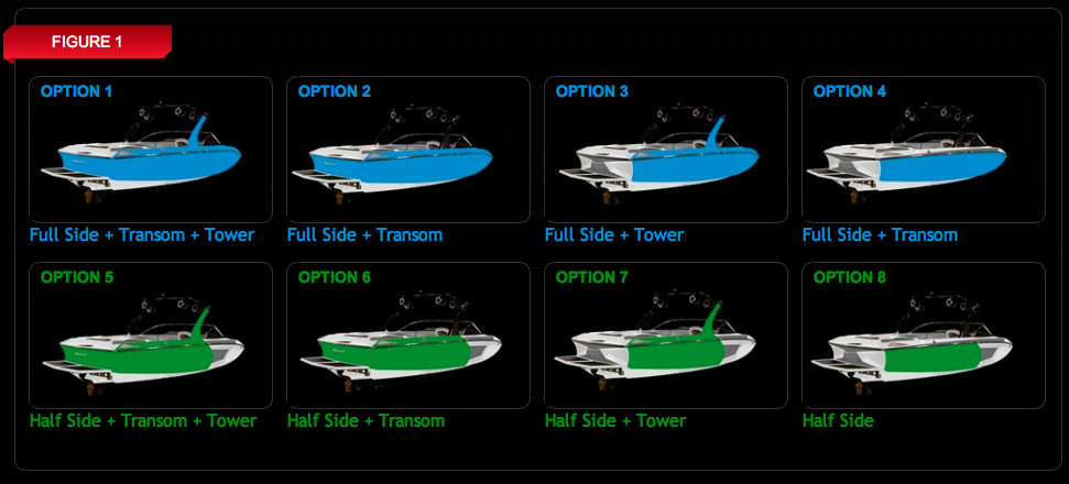 boat wrap templates images